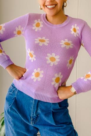 Sweater Flower