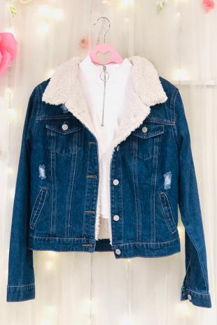 Denim Jacket cordero
