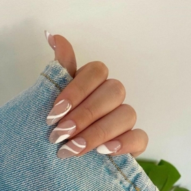 #inspo #nails  #abstract 💅🏼