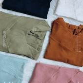 HomeWear 🌙 Básico pretina 💖 ¿Cual es color favorito ✨? #homewear #compralocal #basic #top