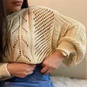 •big sleeves = big heart 💖• ✨Amamos el invierno y más si tenemos Chompitas lindas para lucirlas 💕 N e w 👉🏼Chompa Doménica